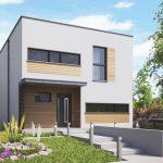 dom jednorodzinny 85m2 powierzchnia użytkowa płaski 1