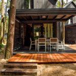drewniane domki letniskowe Pobierowo 2